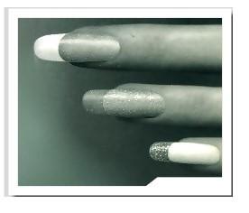 Наращивание ногтей акрилом гелем